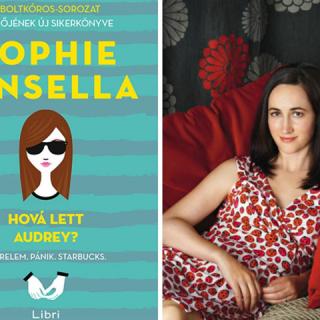 Mi már olvastuk: Sophie Kinsella – Hová lett Audrey?