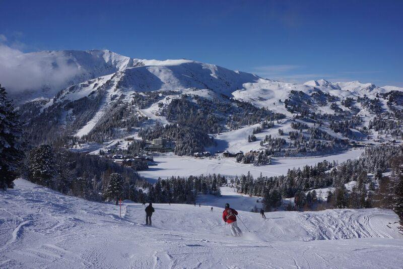 Szem lyre szabott s paradicsom turracher h he marie claire for Turracher hohe skigebiet