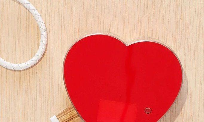 Itt a szív, ami a telefonodat tölti