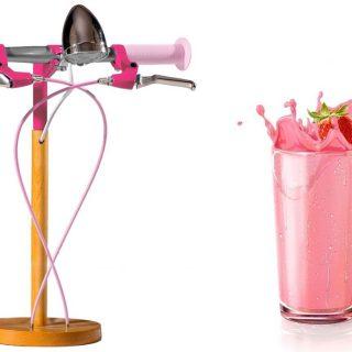 A legdizájnosabb lámpa biciklirajongóknak