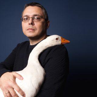 Nem buta liba kampány – Interjú Dragomán Györggyel