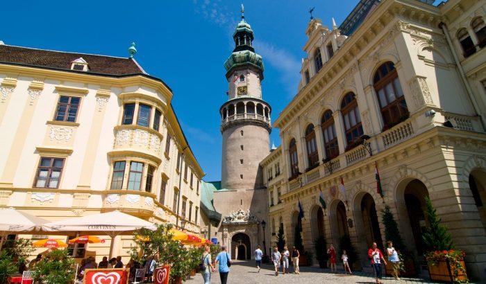 Sopron a legszebb 30 európai város között