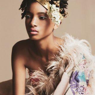 Will Smith lánya gyönyörűszép az új divatkampányában