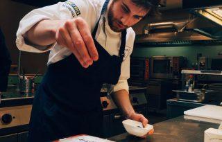 Egy délelőtt a magyar szakácsvilág legfiatalabb éllovasával