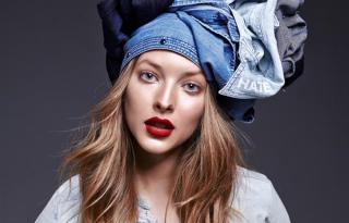 Marie Claire Expressz: Barabás Henriett, modell