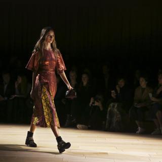 Burberry: megújuló divat a London Fashion Weeken