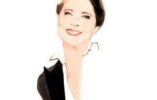 Isabella Rossellini újra a Lancôme-mal kollaborál