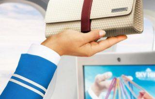 Haute couture tervező a KLM légitársaságnál