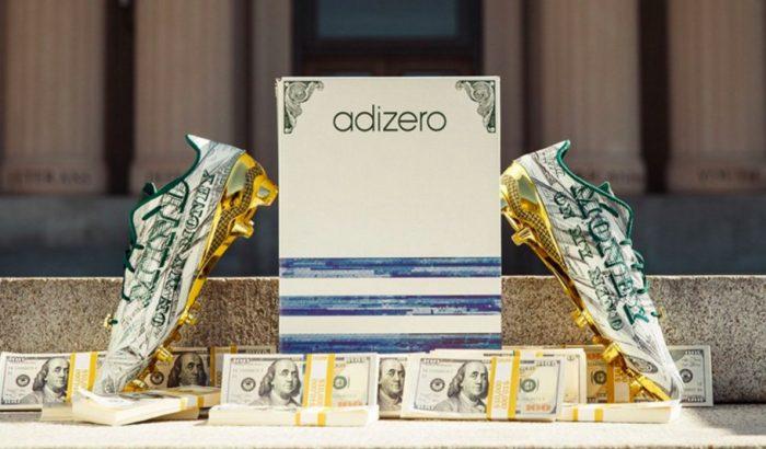 Bankjegyekbe borított edzőcipőt tervezett Snoop Dogg