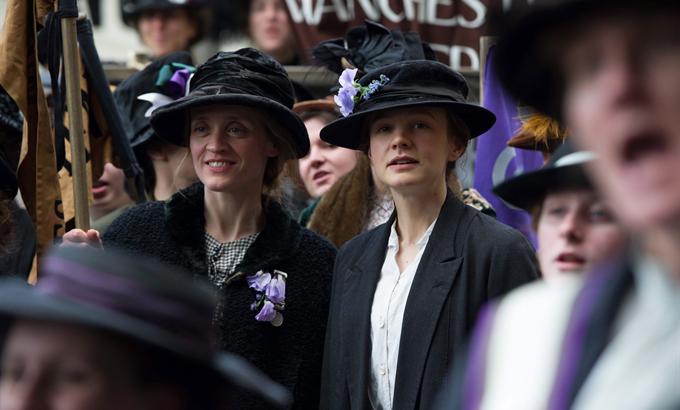 5 izgalmas tény A szüfrazsett című film kapcsán – Marie Claire Filmnapok