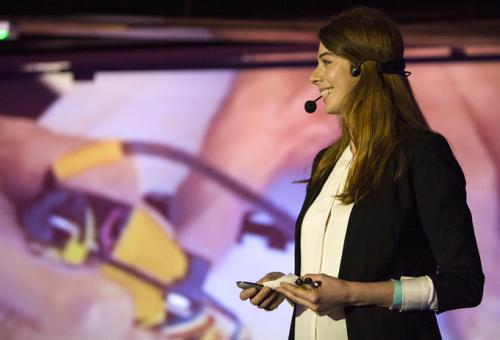 A NASA Research Parkba nyert képzést az innovációs verseny fiatal győztese