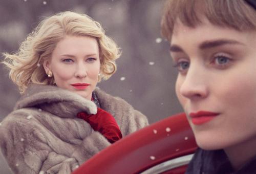 A Carol a Marie Claire Filmnapokon