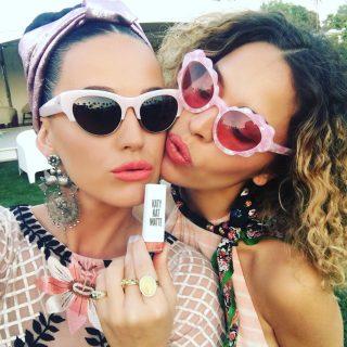 Így buliztak a sztárok a Coachella fesztiválon