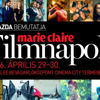 Jön a Marie Claire Filmnapok!