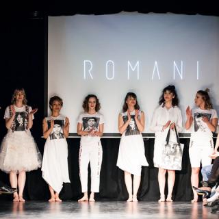 Művészek a kifutón Romaniban
