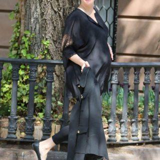 Így fest a szülés előtt álló Liv Tyler