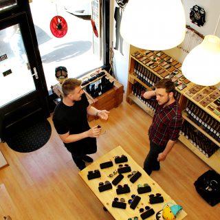 Fiatal feltörekvők: Vinyl & Wood, a designstartup