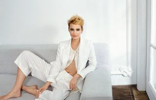 Marie Claire expressz Osvárt Andreával