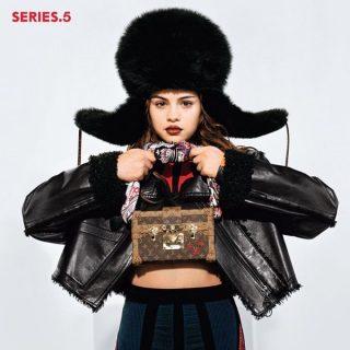 Selena Gomez a Louis Vuitton modelljeként