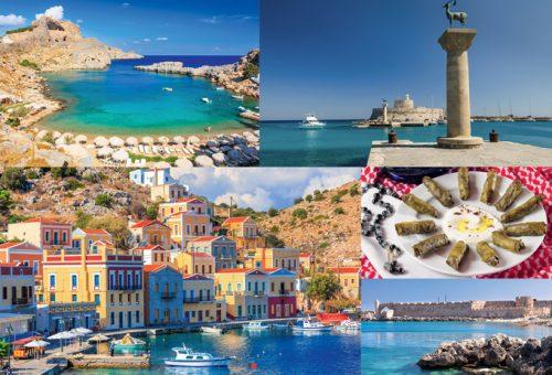 Nyerj exkluzív görögországi álomnyaralást a Marie Claire-rel!