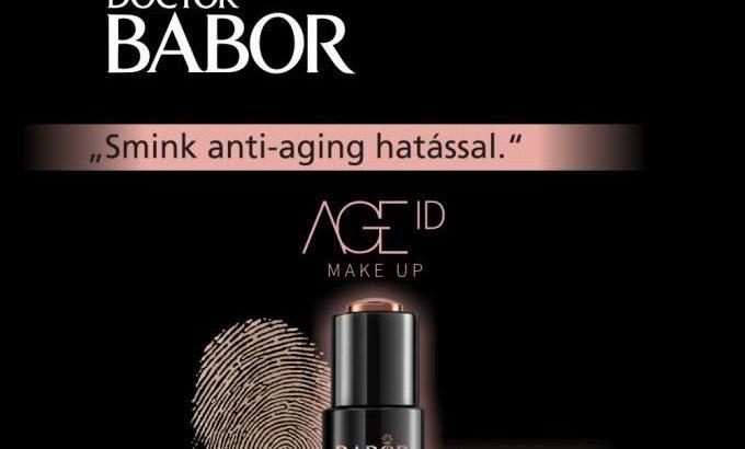 AGE ID: smink anti-aging hatással (x)