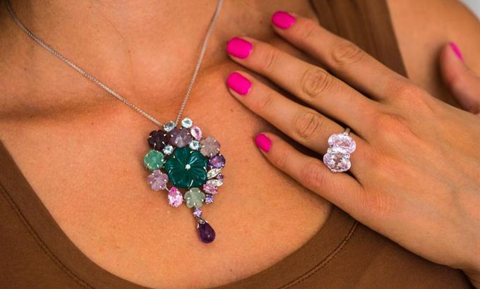 Bizsuk és gyémántok, avagy a stílusos mix'n' match