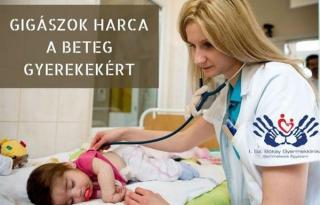 Gigászok Harca: amikor a beteg gyerekek biztosan győznek