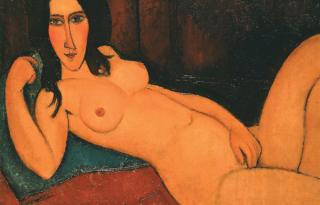 Ne hagyd ki: Modigliani-kiállítás