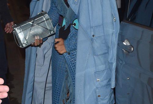 Rihanna még sosem volt ennyire visszafogottan elegáns