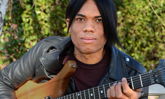 A gitár világsztárja, Stanley Jordan Budapesten