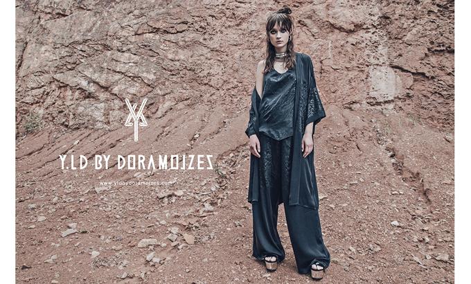 Y.ld by Dora Mojzes 2016. tavaszi-nyári kollekció