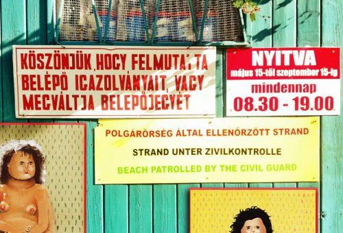 ART HEKK – Interjú Tóth Andrejjel, a Balaton márkájának megalkotójával