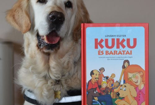 Kuku, a kutya a fogyatékosság elfogadására tanítja a gyerekeket