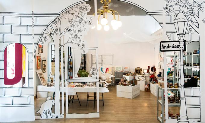 Különleges magyar szuvenírek: új pop-up bolt nyílt