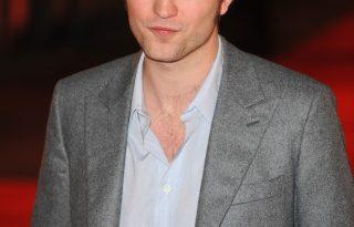 Robert Pattinson westernt forgat