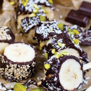 Készíts te is finom és látványos banánszusit!