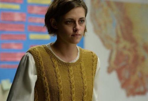 Kristen Stewart félszeg tanár néniként is zseniális