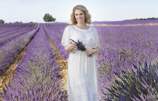 Provence-ban Oroszlán Szonjával