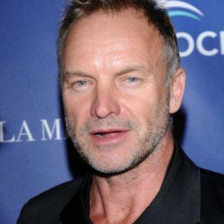 65 éves lett Sting