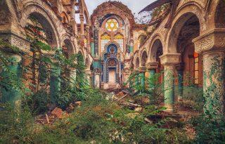 A legszebb omladozó zsinagóga