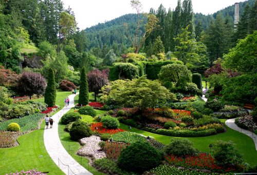 Mesebeli japánkert Kanadában