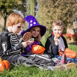 Halloween a Da Vinci Learningen