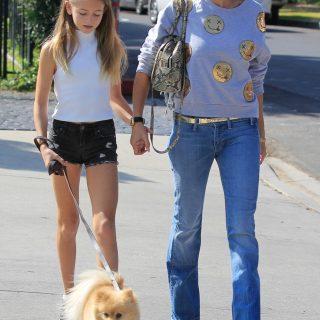 Heidi Klum lánya tiszta anyja!