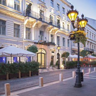 Közép-Európa legjobb szállodája lett a budapesti Aria Hotel