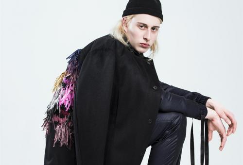 Zsigmond Dora menswear 2016. őszi-téli kollekció