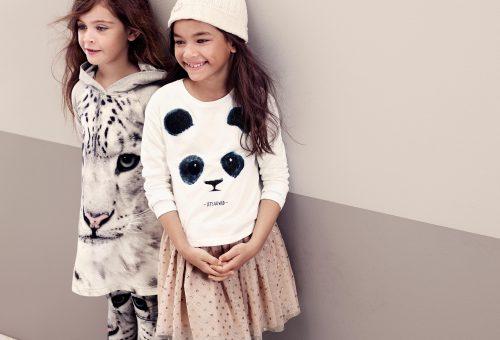 A WWF-et támogatja a H&M új, ikonikus állatfajokat ábrázoló gyerek kollekciója