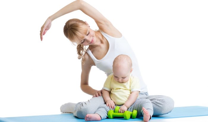 7 tipp, hogy könnyebben formába lendülj szülés után!