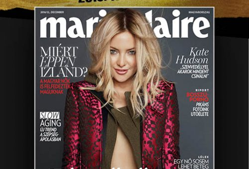 Black Friday – szerezd be a Marie Claire-t