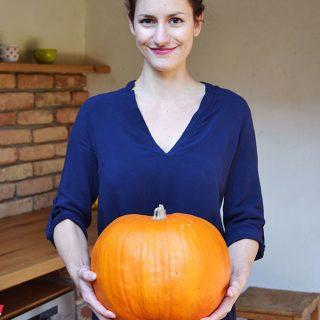 Kerti zöldborsó és ésszerű konyha – bemutatjuk új bloggerünket, Füge Katát