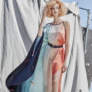 Tóth Bori exkluzív divatbemutatója a Marie Claire Fashion Days-en